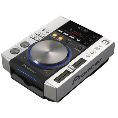 pioneer cdj200 lecteur cd platine cd avis et prix pas. Black Bedroom Furniture Sets. Home Design Ideas
