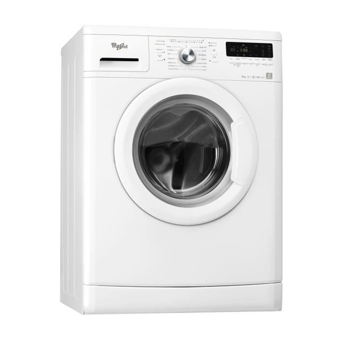 Lave linge hublot whirlpool awod4944 achat vente lave - Lave linge hublot encastrable ...