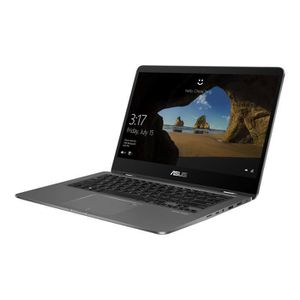 ORDINATEUR PORTABLE ASUS ZenBook Flip 14 UX461UA E1012RB Conception in