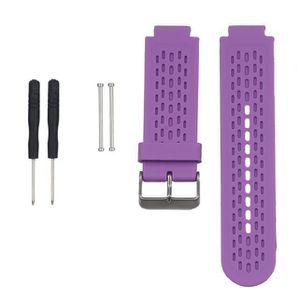 BRACELET DE MONTRE 2019 Doux remplacement de silicone montre-bracelet
