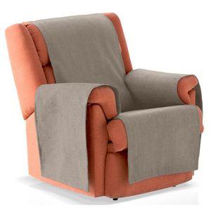 HOUSSE DE FAUTEUIL Couvre-fauteuil  Castano, 1 place (55cm), couleur: