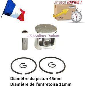 TRONÇONNEUSE Kit de réparation :piston/segments pour tronconneu