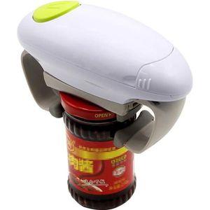 OUVRE-BOITE - BOCAUX  One Touch Ouvre Bocal Automatique,Multifonction Ou