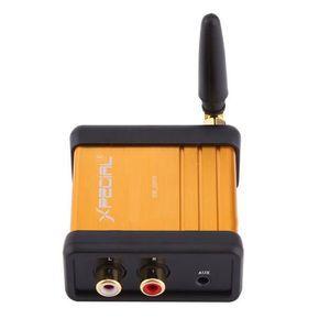 Récepteur audio Récepteur Audio Bluetooth Récepteur Stéréo Boîte A
