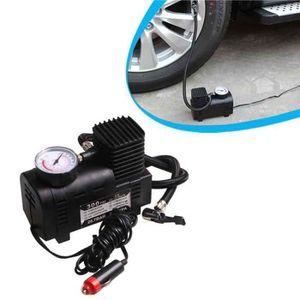 COMPRESSEUR AUTO STOEX® MINI Gonfleur Electrique Pneu Ballon Auto V