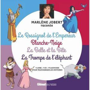 Livre 3-6 ANS La Trompe de l'éléphant ; La Belle et la Bête, Bla