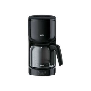 MACHINE À CAFÉ Braun PurEase KF 3120 BK Cafetière 10 tasses noir