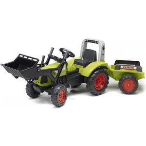 TRACTEUR - CHANTIER FALK Tracteur à pédales CLAAS Arion 430