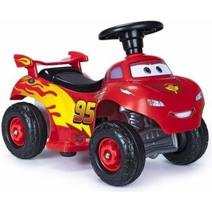 QUAD - KART - BUGGY FEBER CARS Mini Quad Lightning McQueen 3 - Véhicul