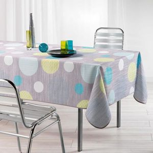 nappe polyester infroissable table de cuisine. Black Bedroom Furniture Sets. Home Design Ideas