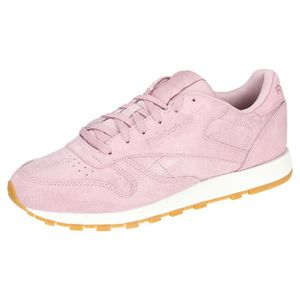Chaussures Reebok Classic Leather Montana Cans Beige Achat