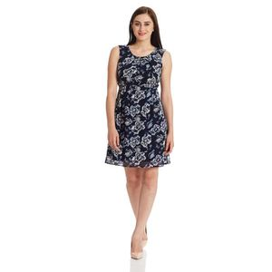 ROBE LEE COOPER Georgette Robe Empire Femmes CYST4 Tail