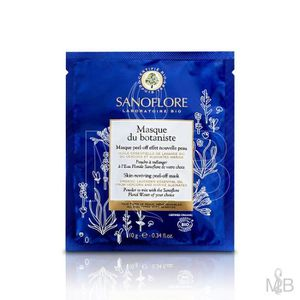 MASQUE VISAGE - PATCH Sanoflore - Masque du Botaniste Bio - 10g