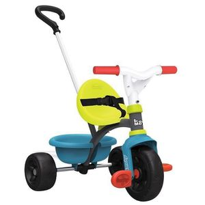 TRICYCLE SMOBY Tricycle Enfant Evolutif Be Move Bleu