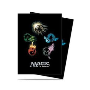 CARTE A COLLECTIONNER Magic the Gathering 80 pochettes Deck Protector...