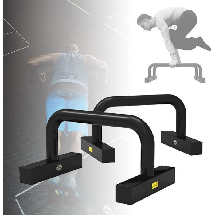 PUSH UP BARS Poign&eacute es de Pompe 1 Paire Antiglissante Push Up Bars Push-Up Bars pour Musculation Poignet Musculation 582
