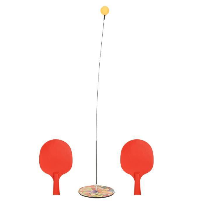Entraîneur de tennis de table, entraîneur de tennis de table pour enfants 417g, dispositif d'entraînement pour enfants Pong,