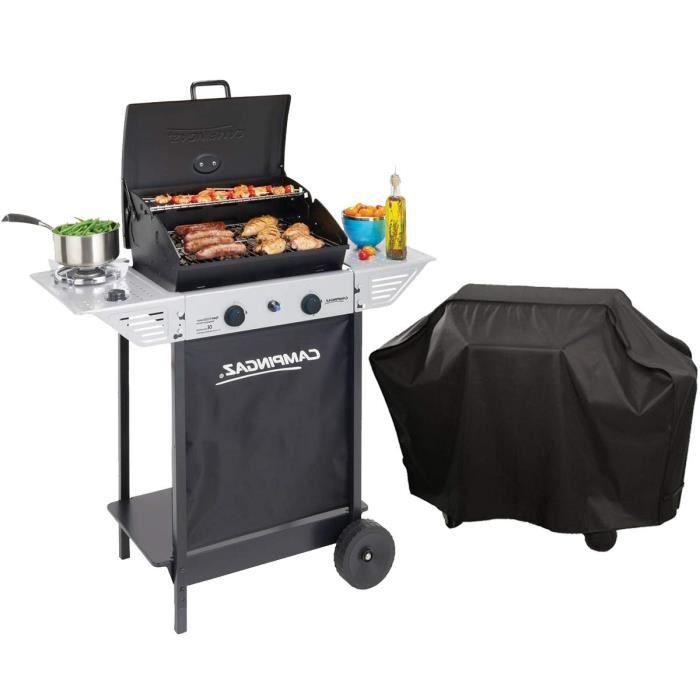 Campingaz 400 SGR Valise grill au gaz Grill de table grill au gaz Grill cuisson réchaud
