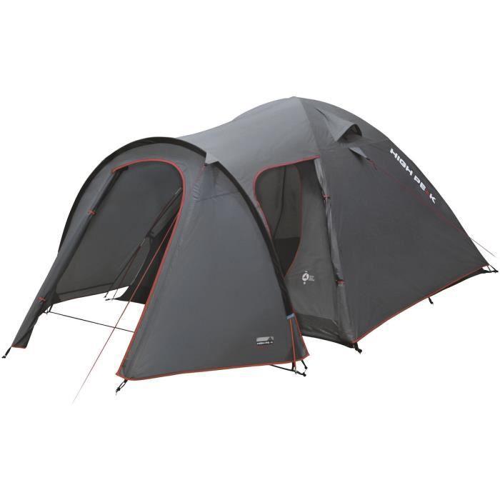 High Peak Kira 3 - Tente - gris