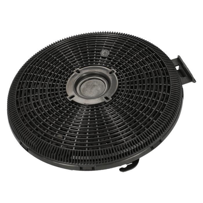 Filtre à charbon pour hotte Teka DBB 90 inox, Forme: rond