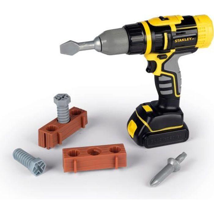 Perceuse Mecanique & Accessoires STANLEY - SMOBY