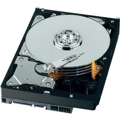 Western DigitalDisque dur WD10EURX 1 To 3.5 - SATA