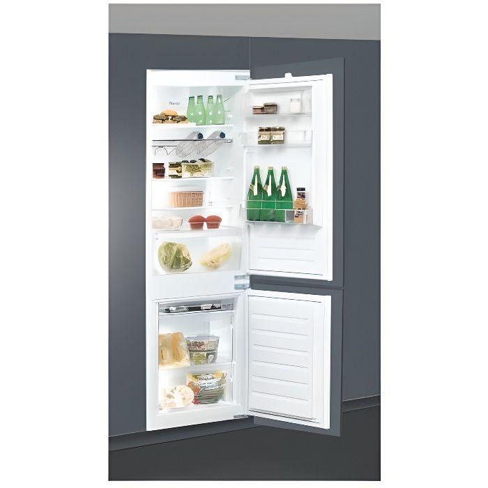 Réfrigérateur congélateur encastrable ART66122