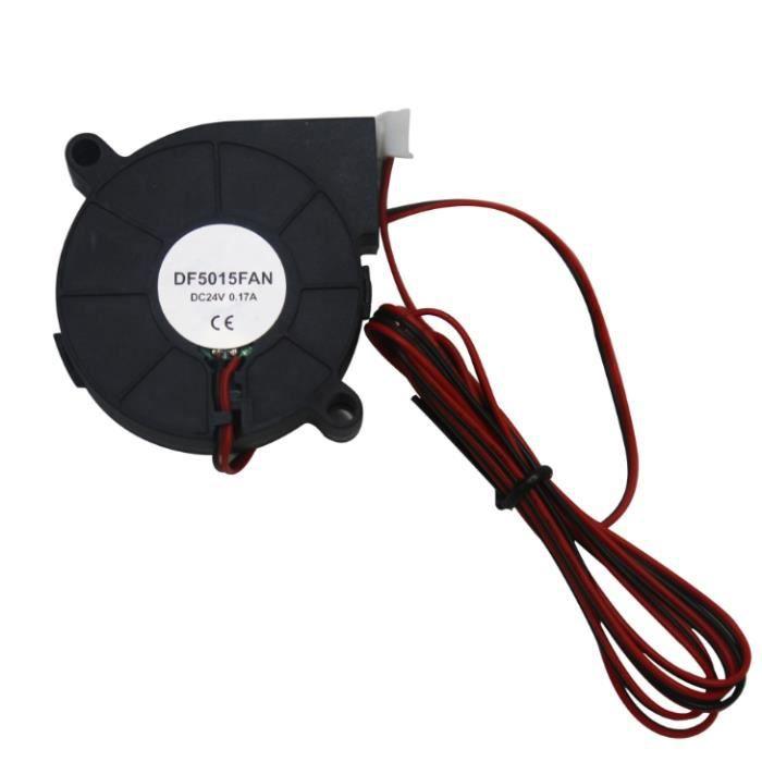 Ventilateur De Soufflage Refroidisseur Radial Ventilateur Dc 24v Accessoire Remplacement D Imprimante 3d Prix Pas Cher Cdiscount