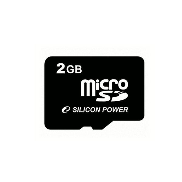 silicon power carte micro sd 2 go achat carte m moire pas cher avis et meilleur prix cdiscount. Black Bedroom Furniture Sets. Home Design Ideas