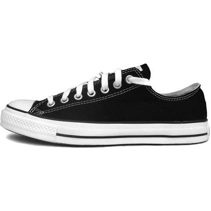 Converse - All Star basse noire
