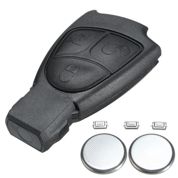 Coque de cle Mercedes Classe C 3 Boutons
