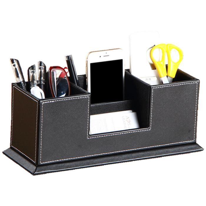 Gwolf Porte-stylo en cuir autoadh/ésif pour ordinateur portable Accessoires de bloc-notes cr/éatifs Clip en cuir pour stylo Ins/érer des autocollants fixes