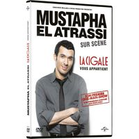 DVD SPECTACLE DVD Mustapha el-atrassi