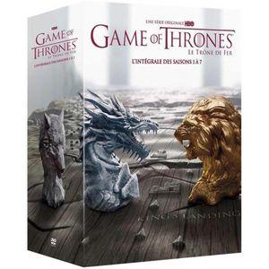 DVD SÉRIE DVD Game of Thrones – L'intégrale des Saisons 1 à