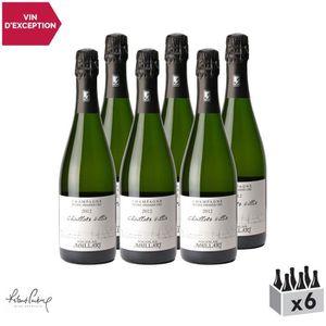 CHAMPAGNE Champagne premier cru Les Chaillots Gillis Blanc 2