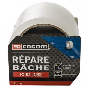 BACHE Ruban repare bache transparent extra large (15 m x