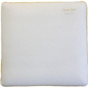 OREILLER Oreiller Confort Gold 60x60cm |Mémoire de forme (4