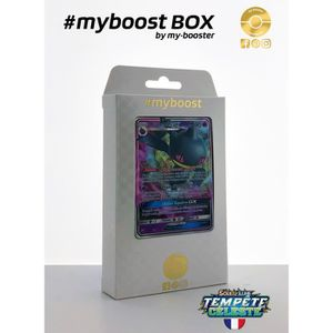 CARTE A COLLECTIONNER Coffret #myboost Branette GX 66-168 - Soleil et Lu