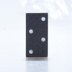 DOMINOS Black 28 Pcs Dominos Set pour Enfants avec Boîte E