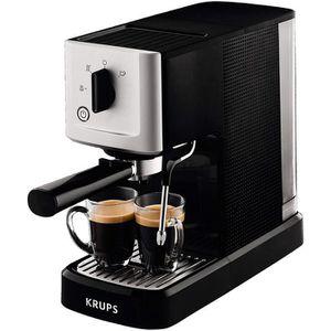 MACHINE À CAFÉ XP344010 Machine à Café Calvi Pression 15 Bars Caf