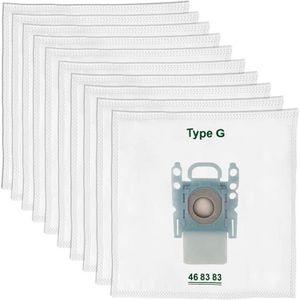Clean sacs pour aspirateur adapté pour Siemens vs06a111 40 Mr vs06b1110