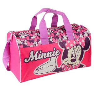 SAC DE SPORT MINNIE - Grand sac de sport Minnie Vintage Rose