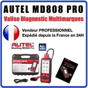 OUTIL DE DIAGNOSTIC Valise Diagnostique Multimarque Auto En Français O