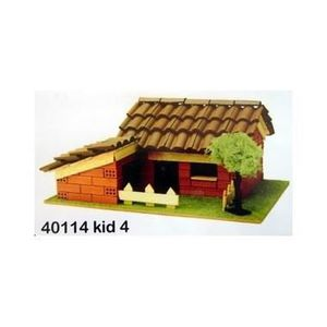GARAGE - BATIMENT Maquette Maison KID 4