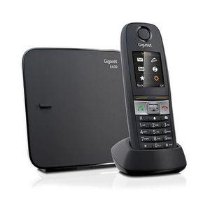 Téléphone fixe Gigaset E630 Solo Téléphone Sans fil Sans Répondeu