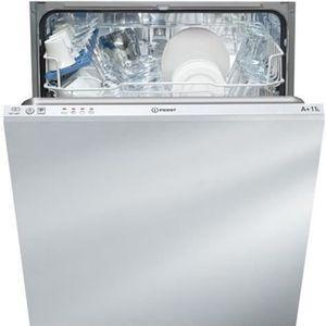 LAVE-VAISSELLE Indesit DIF 14B1 EU Lave-vaisselle intégrable larg
