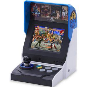 JEU CONSOLE RÉTRO Console rétro Just For Games SNK NeoGeo Mini • Con