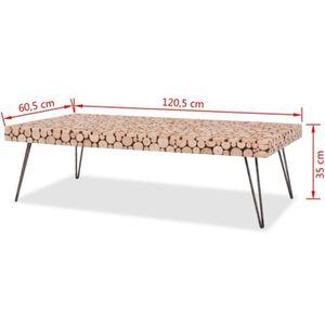 TABLE BASSE KKmoon Table Basse | Table de Salon | Table Basse