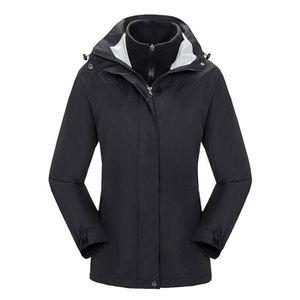 Dare 2b Veste Pour Femme demanda Imperméable Manteau Rembourré Randonnée Outdoor Ski à Capuche