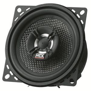 HAUT PARLEUR VOITURE MTX Haut-parleurs Coaxiaux 2 Voies T6C402 Ø10 cm 4
